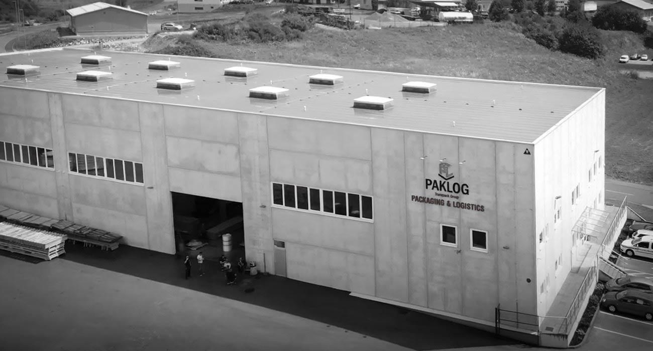 Paklog doo imballaggi industriali Slovenia